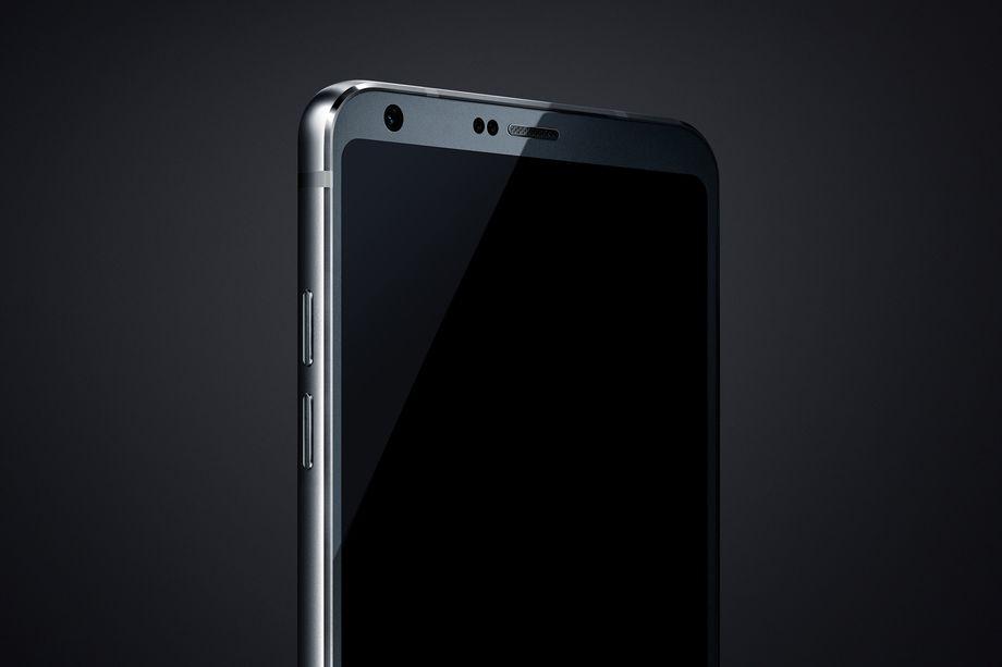 Новая утечка изображения смартфона LG G6