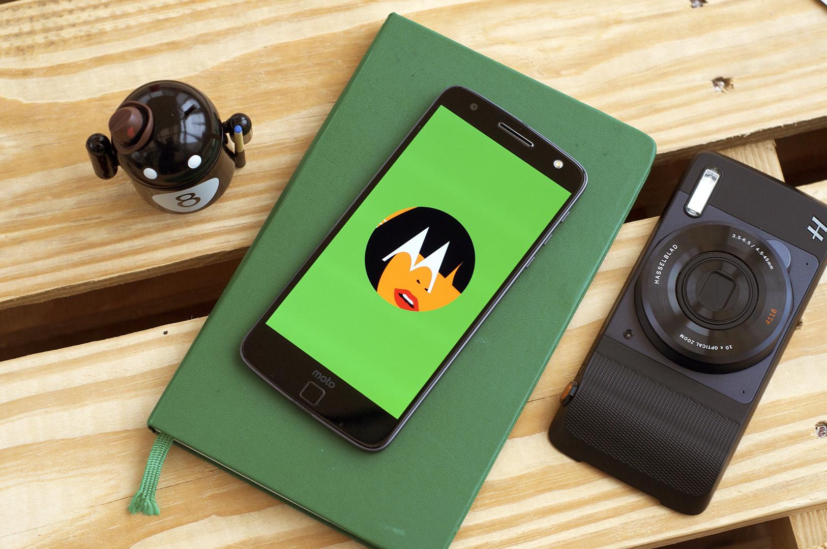 Motorola выпустила обновление Android 7.0 Nougat для разблокированных Moto Z