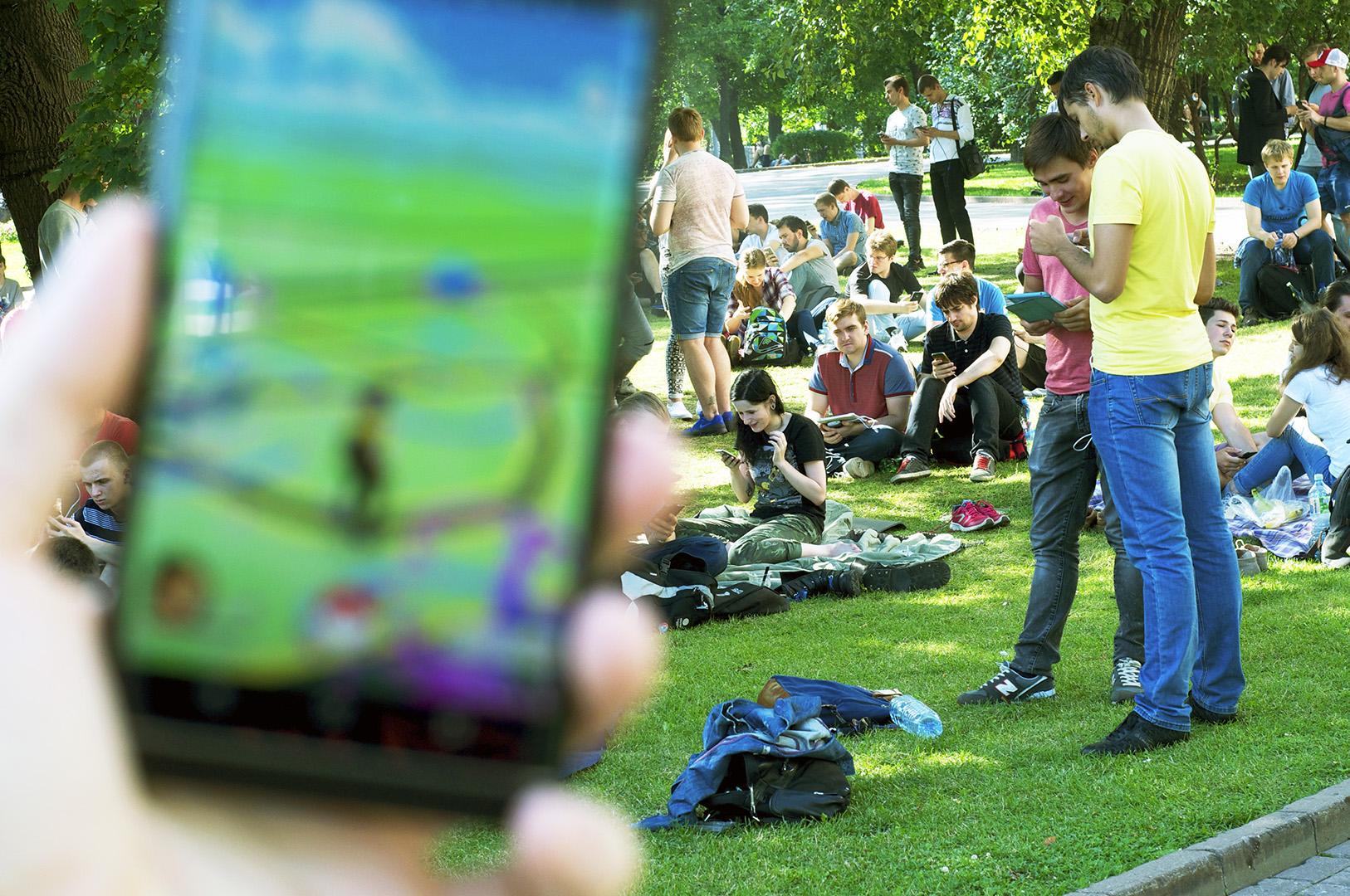 Pokémon GO получила один миллиард долларов дохода за 7 месяцев