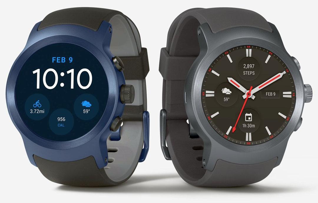 Где купить LG Watch Sport и LG Watch Style?