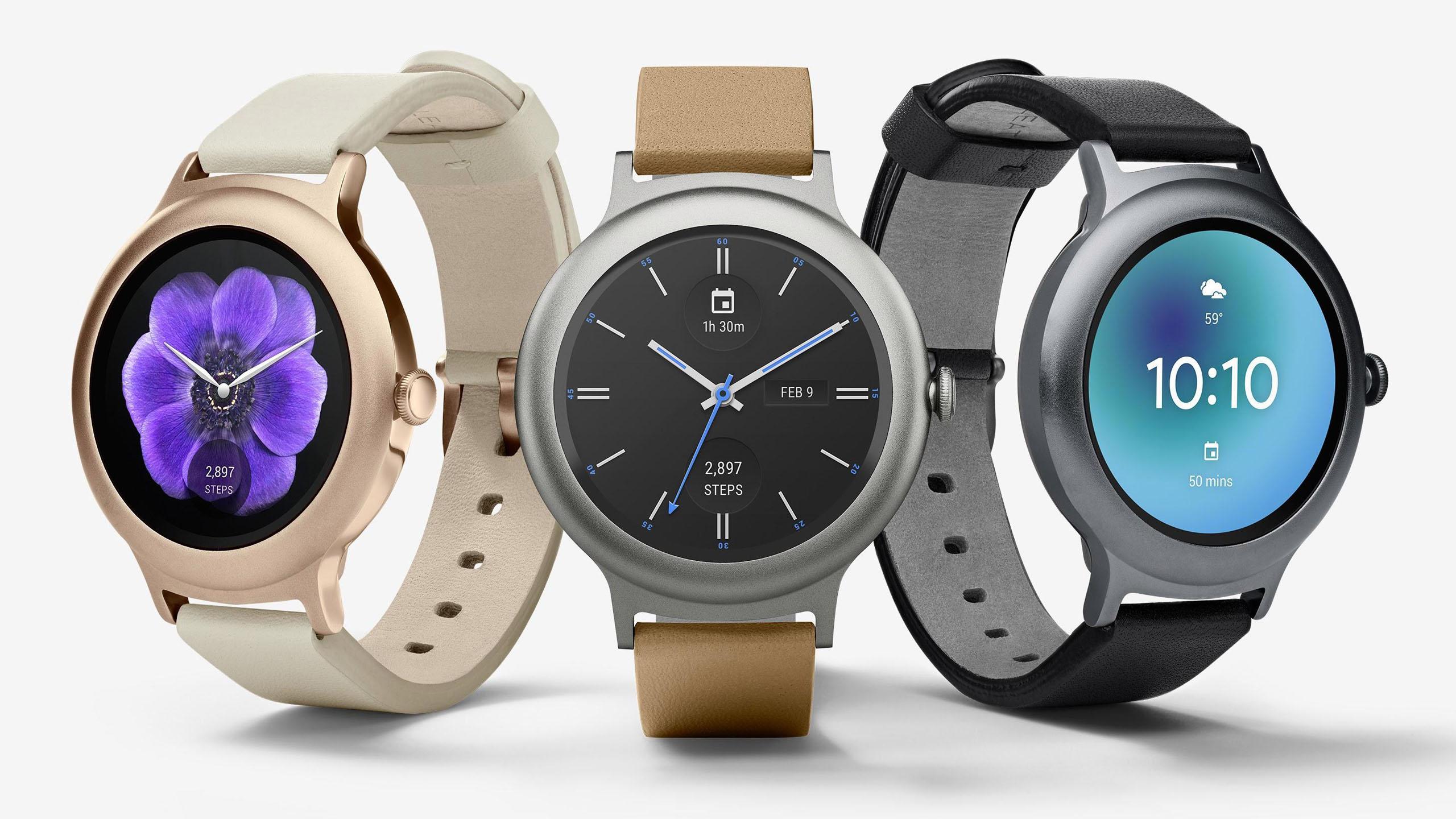 Представляем смарт-часы LG Watch Sport и LG Watch Style