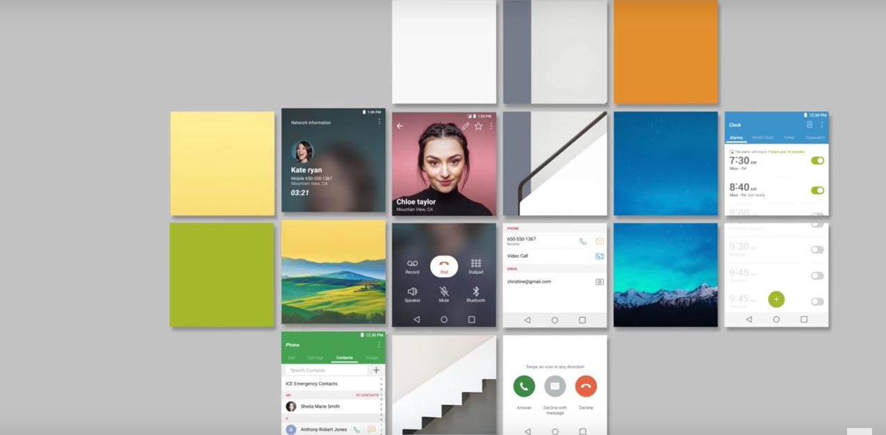LG G6 получит полностью новый интерфейс