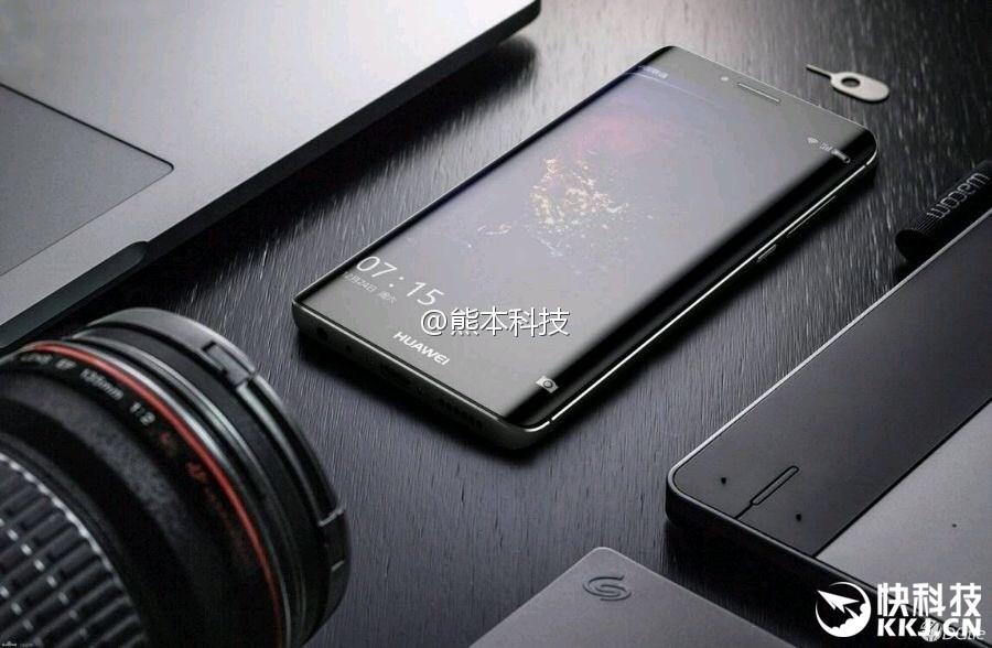 Утечка изображений Huawei P10 и Huawei P10 Plus