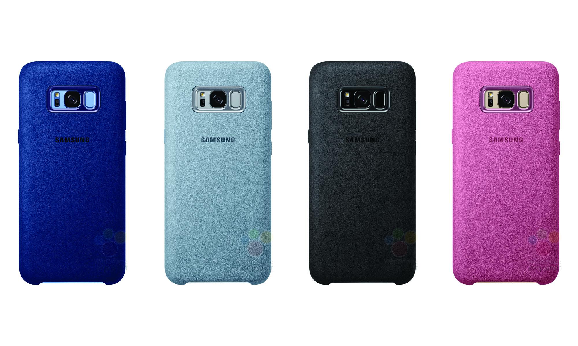 Все аксессуары для Samsung Galaxy S8 и их стоимость