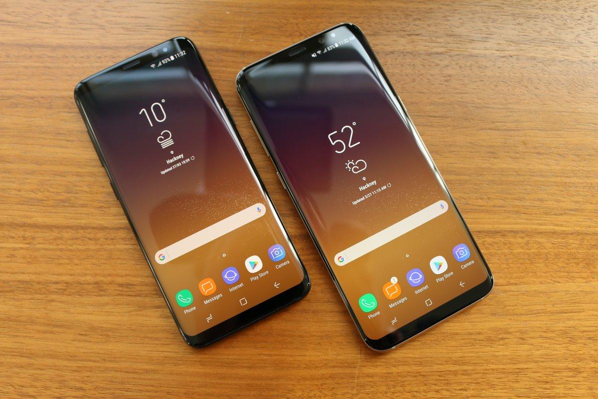Все, что вам нужно знать о Samsung Galaxy S8 и S8 Plus