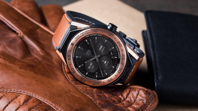 Connected Modular 45 — новые модульные смарт часы от TAG Heuer