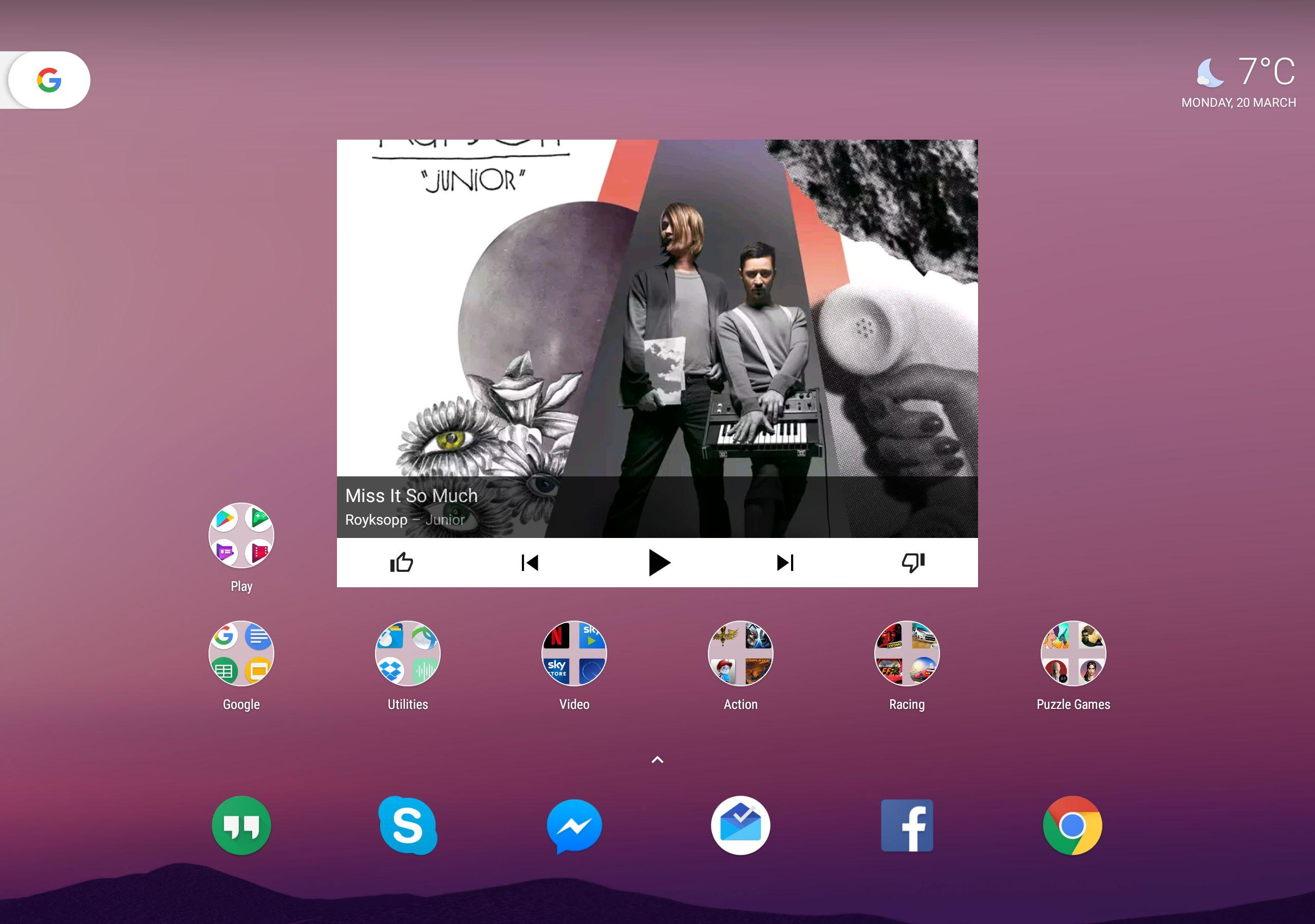 Новая бета-версия Android 7.1.2 для Pixel C добавляет Pixel Launcher и новый многозадачный интерфейс