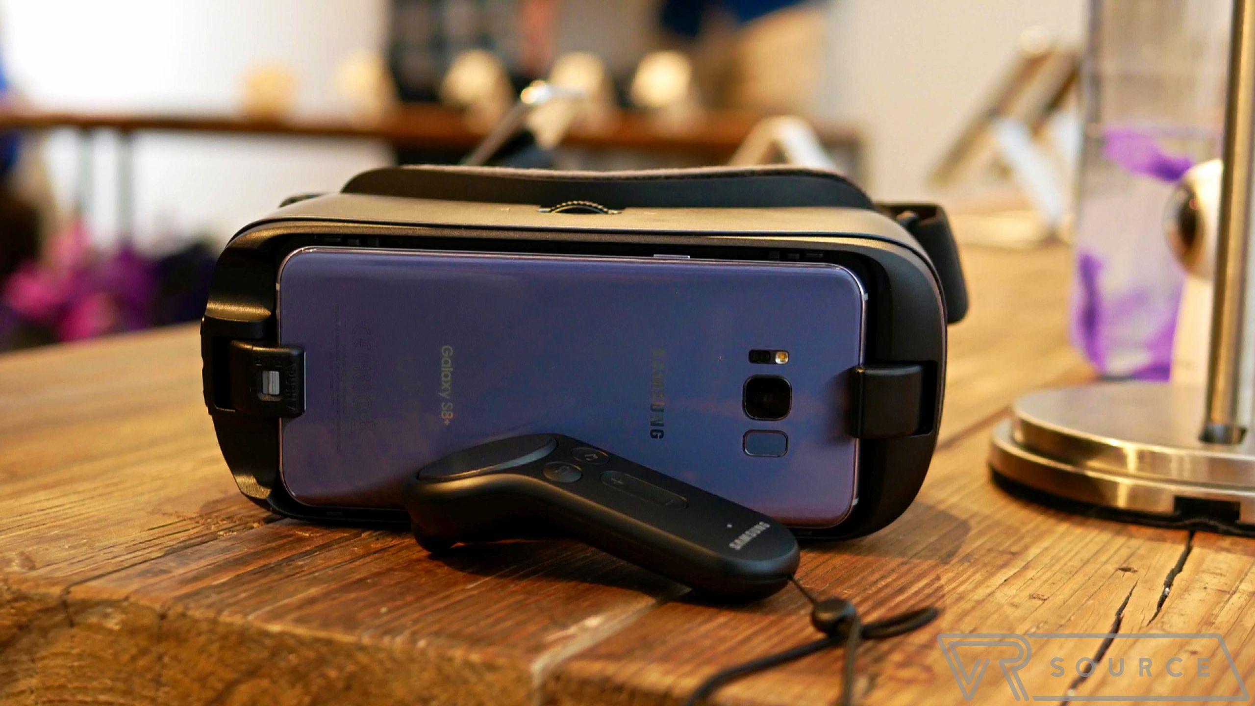 Samsung Galaxy S8 и Galaxy S8 Plus не поддерживают Google Daydream