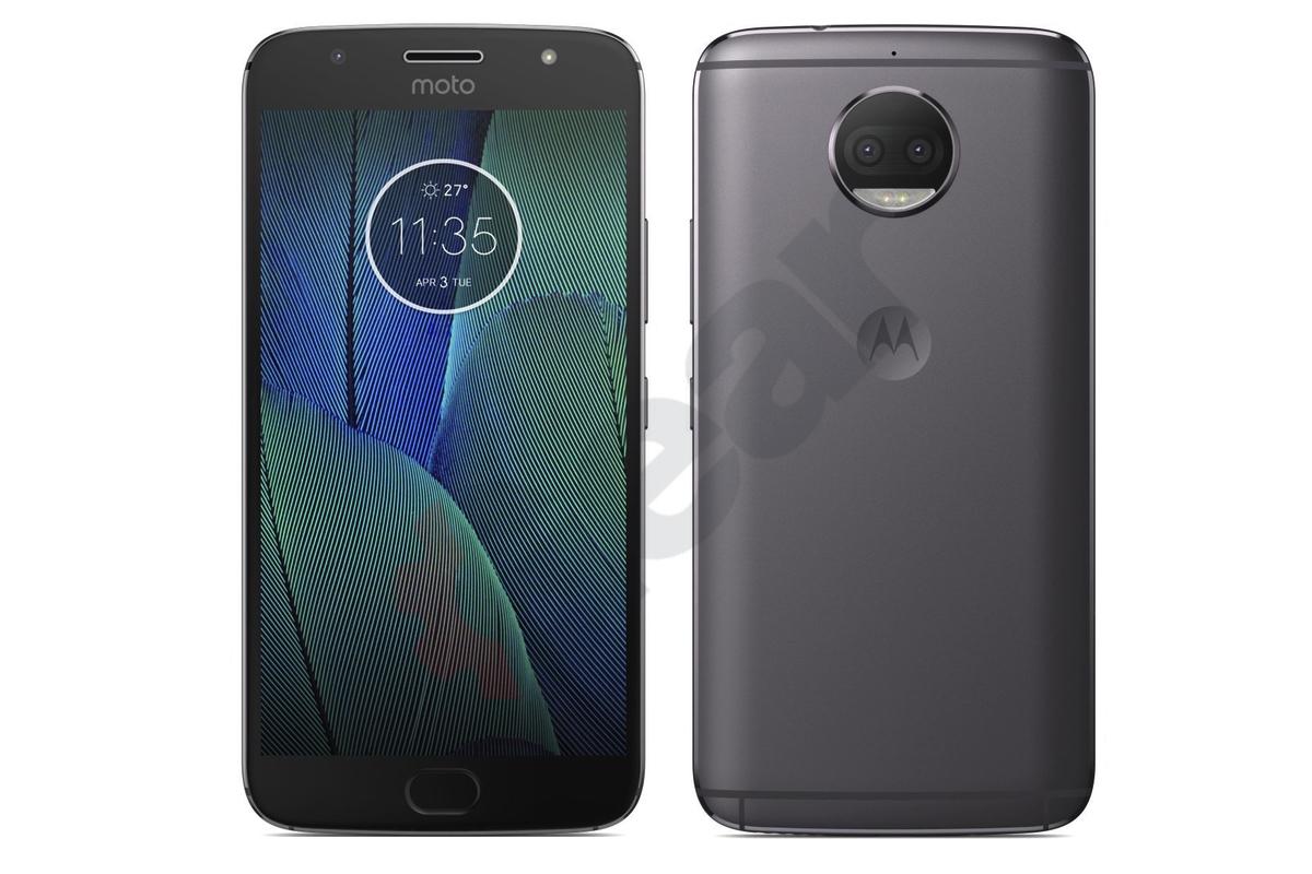 Первая утечка информации о новом Motorola Moto G5S