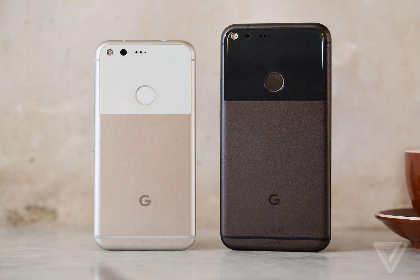 Утечка спецификаций Google Pixel 2