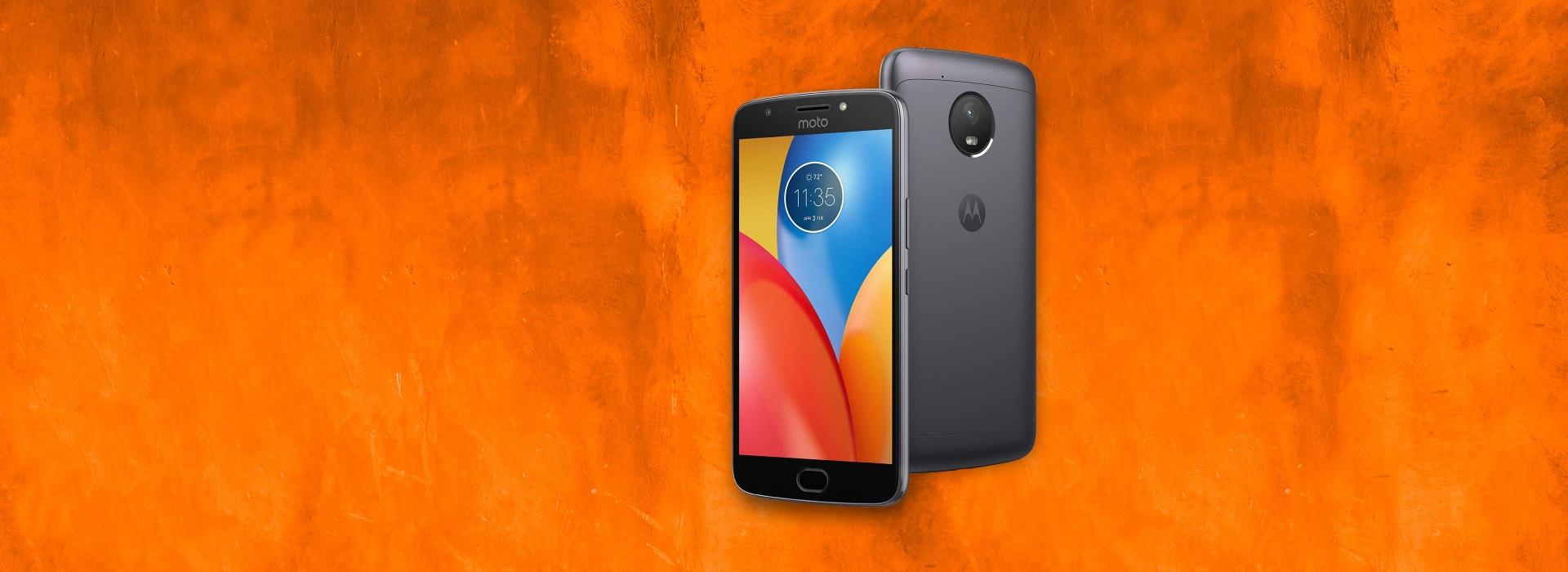 Motorola анонсировала Moto E4 и Moto E4 Plus — бюджетные устройства с мощной батареей