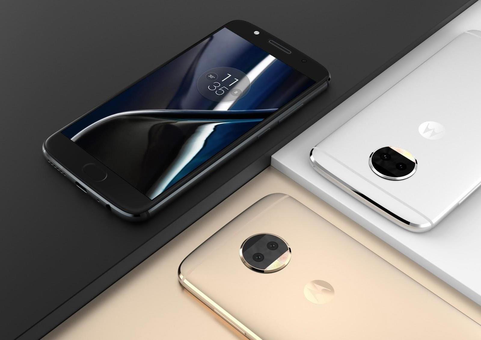 Motorola Moto G5S Plus — премиальный дизайн по бюджетной цене