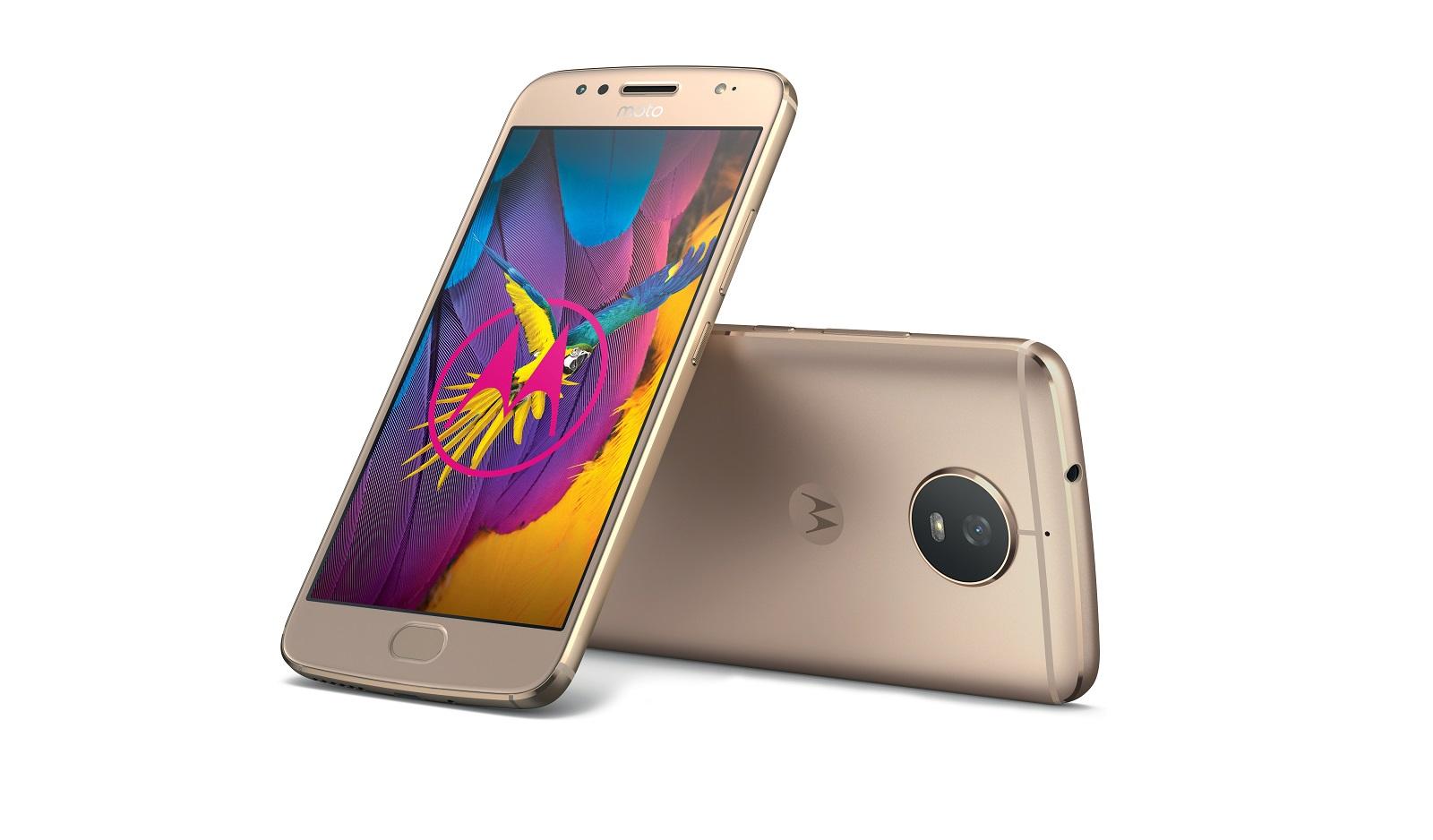Motorola представила Moto G5S и Moto G5S Plus