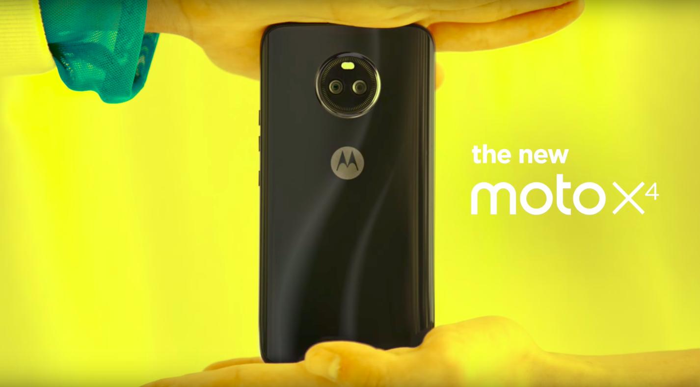 Новый Motorola Moto X представлен официально