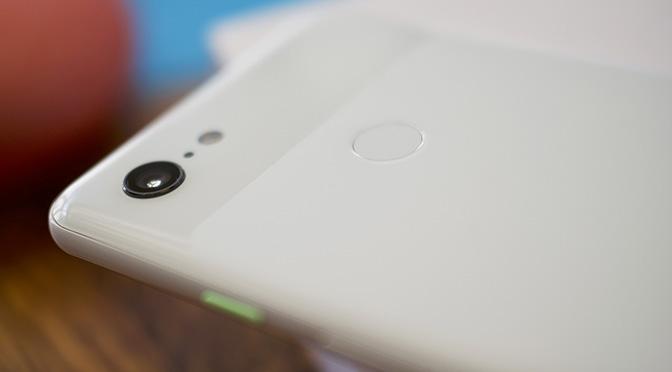 Первые снимки Google Pixel 3. Или нет?